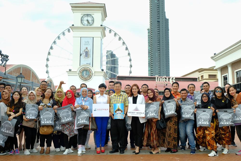 ATTA-Indonesia Travel Agent Fam Trip 2019